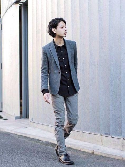 女子ウケ抜群!30代のメンズファッション春コーデ! , J4U