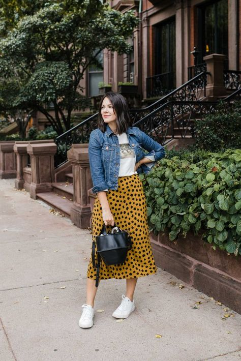How To Wear A Denim Jacket | an indigo day - Affordable Style Blog