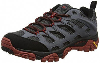 merrell gore tex hiking shoes discount