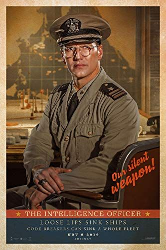 Patrick Wilson In Midway 2019 Patrick Wilson Midway Movie Midway