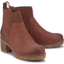 Chelsea Boots For Women Apple Of Eden Ankle Boots Angel Brown Medium Women Apple Of Edenapple Of Eden Bodycare Boots In 2020 Chelsea Boots Womens Boots Boots