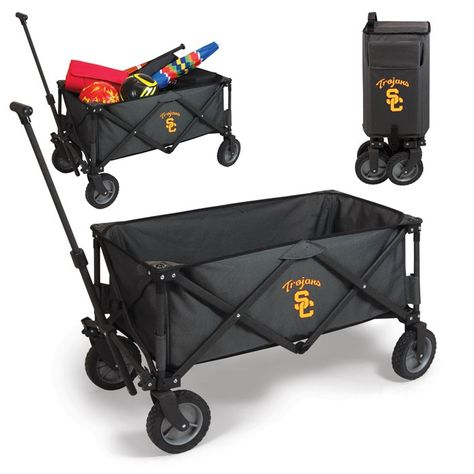 USC Trojans Adventure Wagon. Visit SportsFansPlus.com for a Discount Coupon.