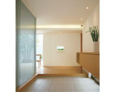 積水ハウス シンプルな玄関 玄関 自宅 家の間取り