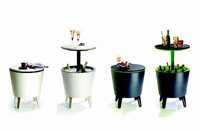 Corona Cool Bar For Outdoor Patio Ice Cooler Table And