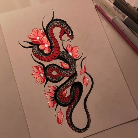 Japanese Tattoo Art 96962 Archive of sketches for tattoos. Red Ink Tattoos, Spine Tattoos, Dope Tattoos, Pretty Tattoos, Hand Tattoos, Body Art Tattoos, Tattoo Drawings, Crow Tattoos, Phoenix Tattoos