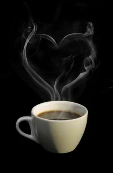 Надежда Ломова — «Кофе… то напоминает дым костра, то удивляет...