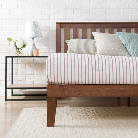 Home With Images Wood Platform Bed Headboards For Beds Solid