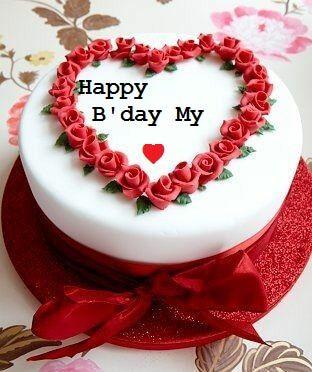 Pin On Sweet Birthday Cake