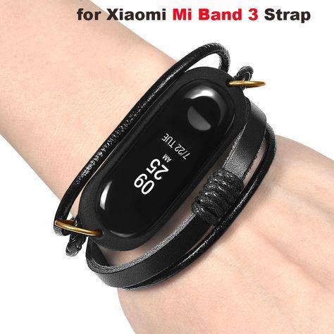 9412baaaee38 Xiao Mi Band 3 Smart Bracelet MiBand 3 USB Charger Films Miband3 Pulsera Correa  for Original Xiaomi Mi Band 3 Smart Wrist Strap