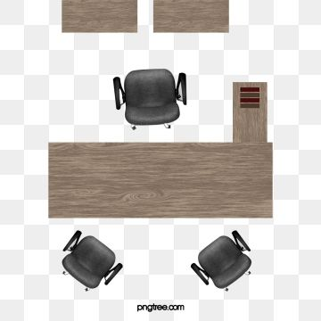 Vector Ppt Chart Color Geometry Box Png Transparent Clipart Image And Psd File For Free Download Table Top View Office Table Tops Desk Top View