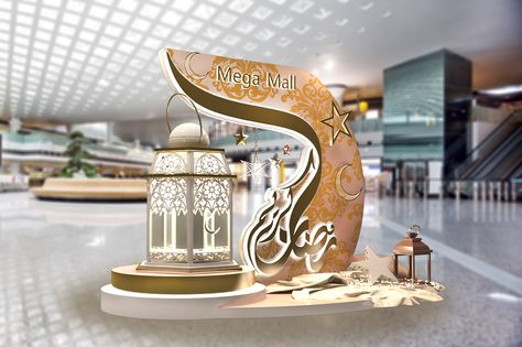 """check out this @behance project: """"mega mall sharjah (uae"""