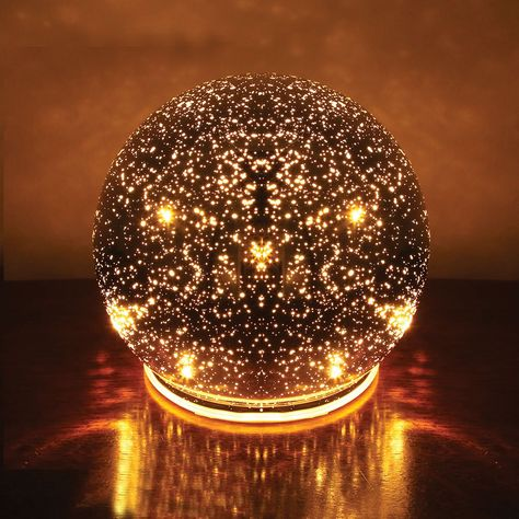 Water Globes, Snow Globes, Graduation Party Decor, Star Wars Party, Mirror With Lights, Mercury Glass, Glass Ball, My New Room, Crystal Ball