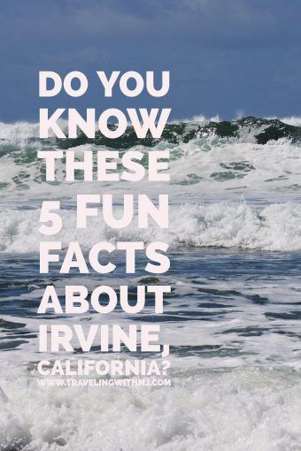 5 Fun Facts For Friday Irvine California California Travel Southern California Travel Irvine