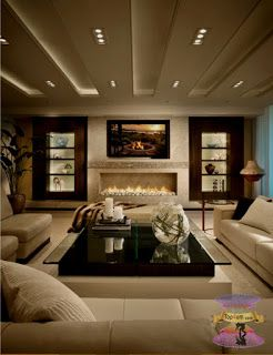 غرف معيشة 2021 ليفنج روم بديكورات بسيطة وجميلة Contemporary Living Room Design Elegant Living Room Luxury Living Room