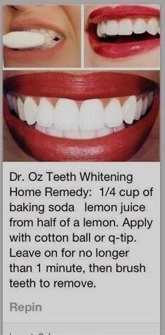 Pin On Whitening Teeth Tips
