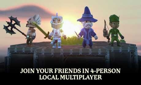 Portal Knights 1 5 2 Full Apk Data For Android Paid With