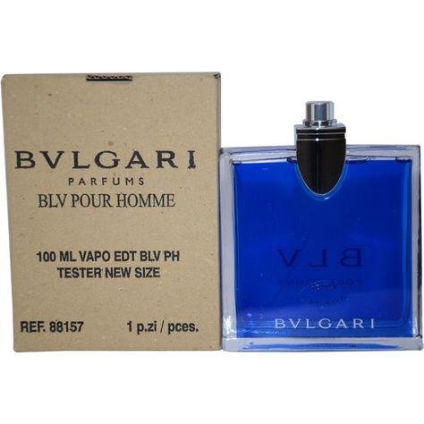 Bvlgari Eau De Toilette Spray 3.4
