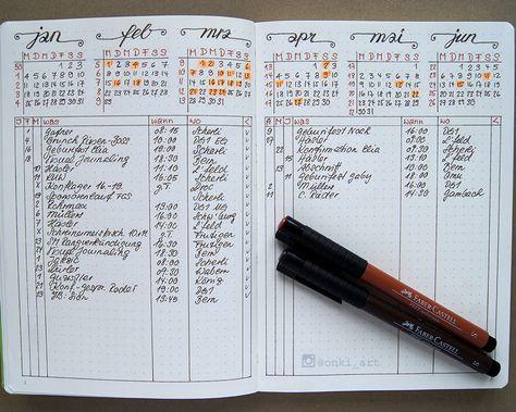 future log bullet journal Bullet journal Pinterest Bullet - suche küche zu verschenken