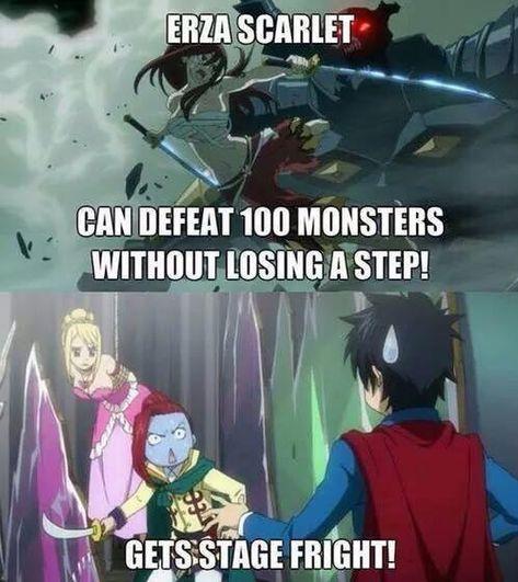 53 New Ideas funny anime memes fairy tail erza scarlet Fairy Tail Nalu, Fairy Tail Ships, Fairy Tail Meme, Fairy Tale Anime, Fairy Tail Quotes, Fairy Tail Erza Scarlet, Fairy Tales, Funny P, Funny Memes