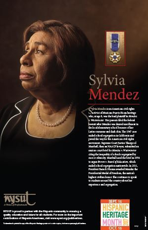 Sylvia Mendez Is An American Civil Rights Activist Of Mexican