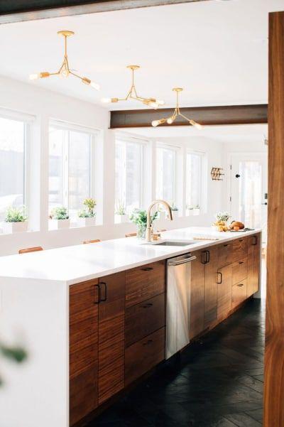 Layne Kula Natural Boho Design Denver Home Tour Kitchen