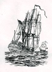 privateer ship during Revolutionary War