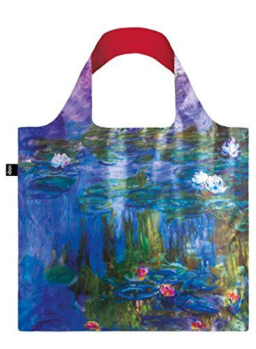 Loqi Museum Claude Monet Water Lilies 1913 Tote Bag Claude Monet Water Lilies Monet Water Lilies Claude Monet