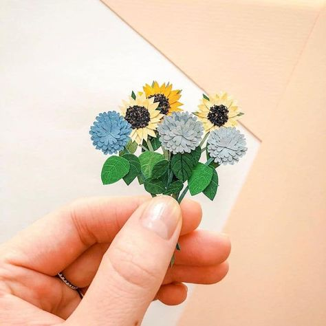 Paper Craft Flowers