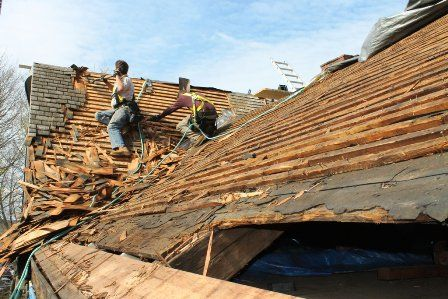 Do You Know The Warnings Signs Of Deteriorating Roof Roof Replacement Cost House Exterior Roofing
