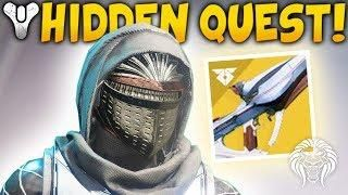 Destiny 2: LOCKED EXOTIC QUEST & BRAY SERVERS! Trials