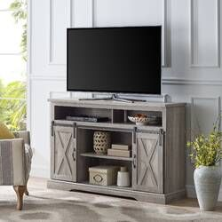 Lorraine Tv Stand For Tvs Up To 60 Furniture Entertainment Center Solid Wood Tv Stand