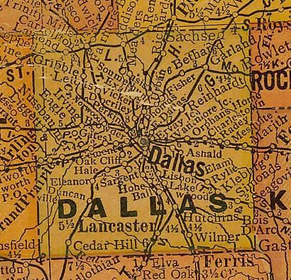 Old Dallas Map.1920s Map Of Dallas Products I Love Pinterest Dallas Dallas