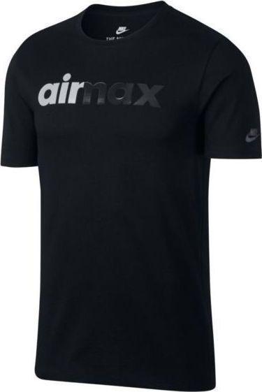 Nike Air Max Men S Sportswear T Shirt Size S Black Nike