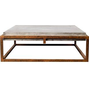 X Frame Concrete Coffee Table Wayfair Solid Coffee Table Coffee Table Square Slate Top Coffee Table