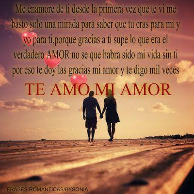 Pin De Luis En Amor Frases De Distancia Amor Frases De