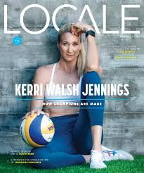 Kerri Walsh Jennings one of the greatest sand volleyball player in the world.