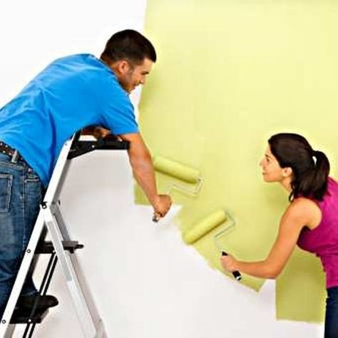 A few simple steps after removing wallpaper can ensure that your newly painted walls look perfect.
