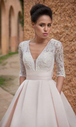 Свадебное платье Gabbiano Gabby ▷ Свадебный Торговый Центр Вега в Москве 8bf949e5eb0