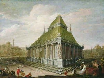 7 Wonders Of The World Old Series 1 Nbsp The Mausoleum Of