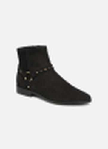 Vmvivi Leather Boot by in 2020 | Leather boots, Boots, Leather