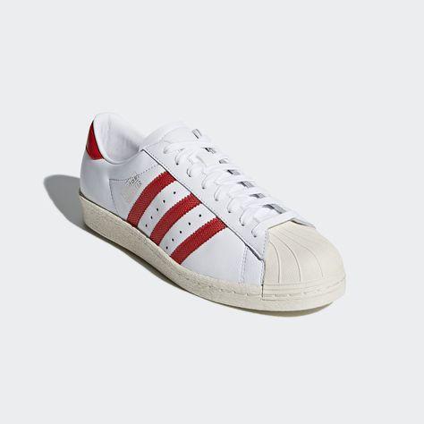 24d6461ee471e3 adidas Superstar OG Shoes - White