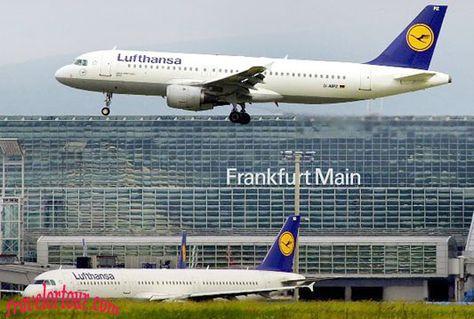 Frankfurt Airport tour Germany Pinterest Frankfurt - reddy k chen frankfurt