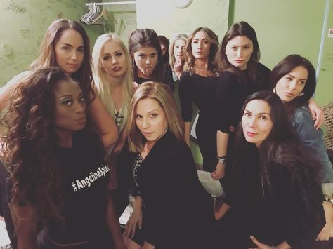 funny Pre show green room pic!...