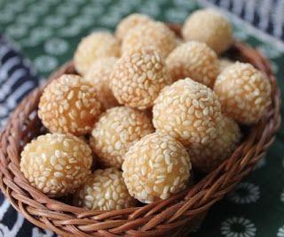 Resep Kue Keciput Gurih Renyah Bingit Sob Dengan Bentuk Bola Kecil Imut Walau Ada Yang Panjang Kalau Siap Cara Membuat Resep Kue Resep Resep Masakan Ramadhan