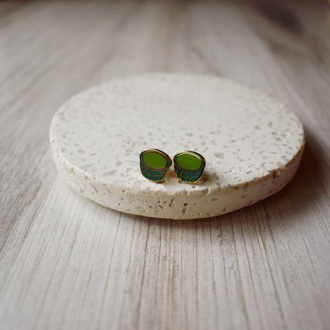 Matcha Earrings