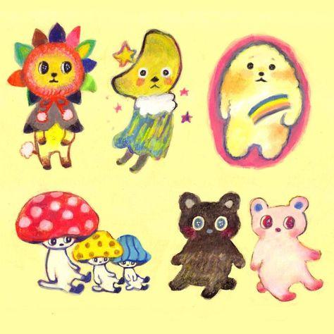 Pretty Art, Cute Art, Mark Ryden, Drawn Art, Audrey Kawasaki, Wow Art, Aesthetic Art, Cute Drawings, Art Inspo