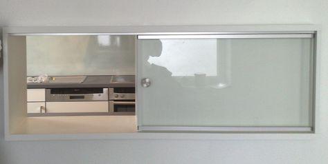 Bildergebnis für durchreiche küche glas in 2019 ...