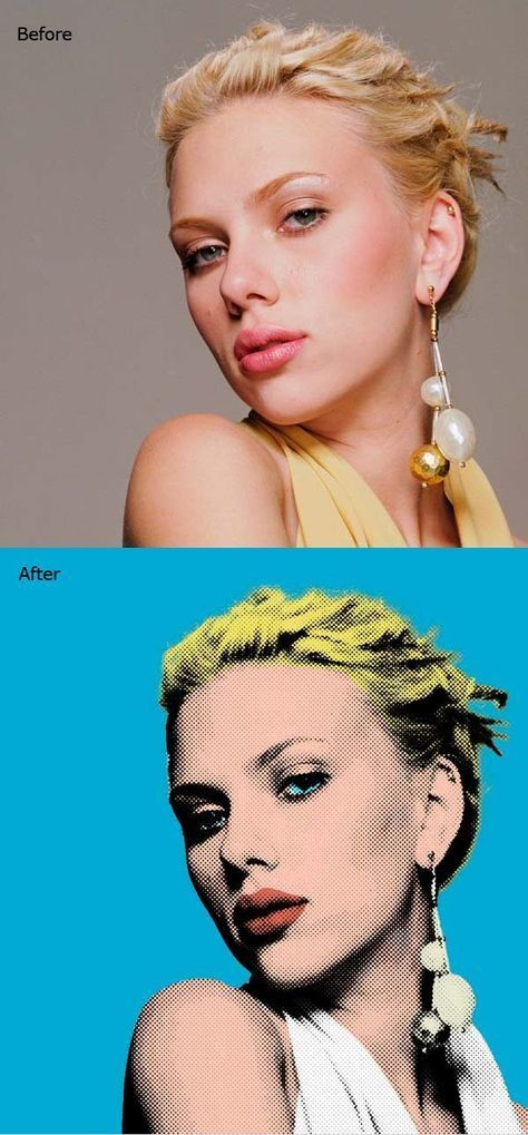 How to Create Pop Art Effects in Photoshop - PSD Stack