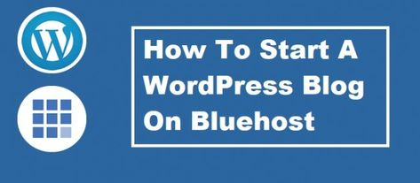 In this video tutorial,you will learn how to install WordPress blog on Bluehost hosting in next 5 minutes