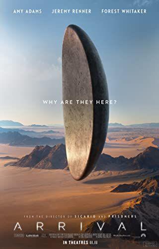 La Llegada 2016 Science Fiction Film Film Watch Science Fiction